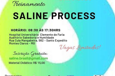 treinamento saline process