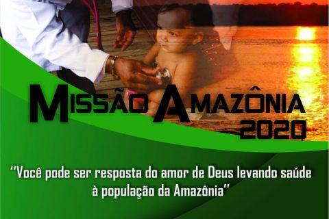 Missão Amazônia JOCUM-MDC-ICMDA