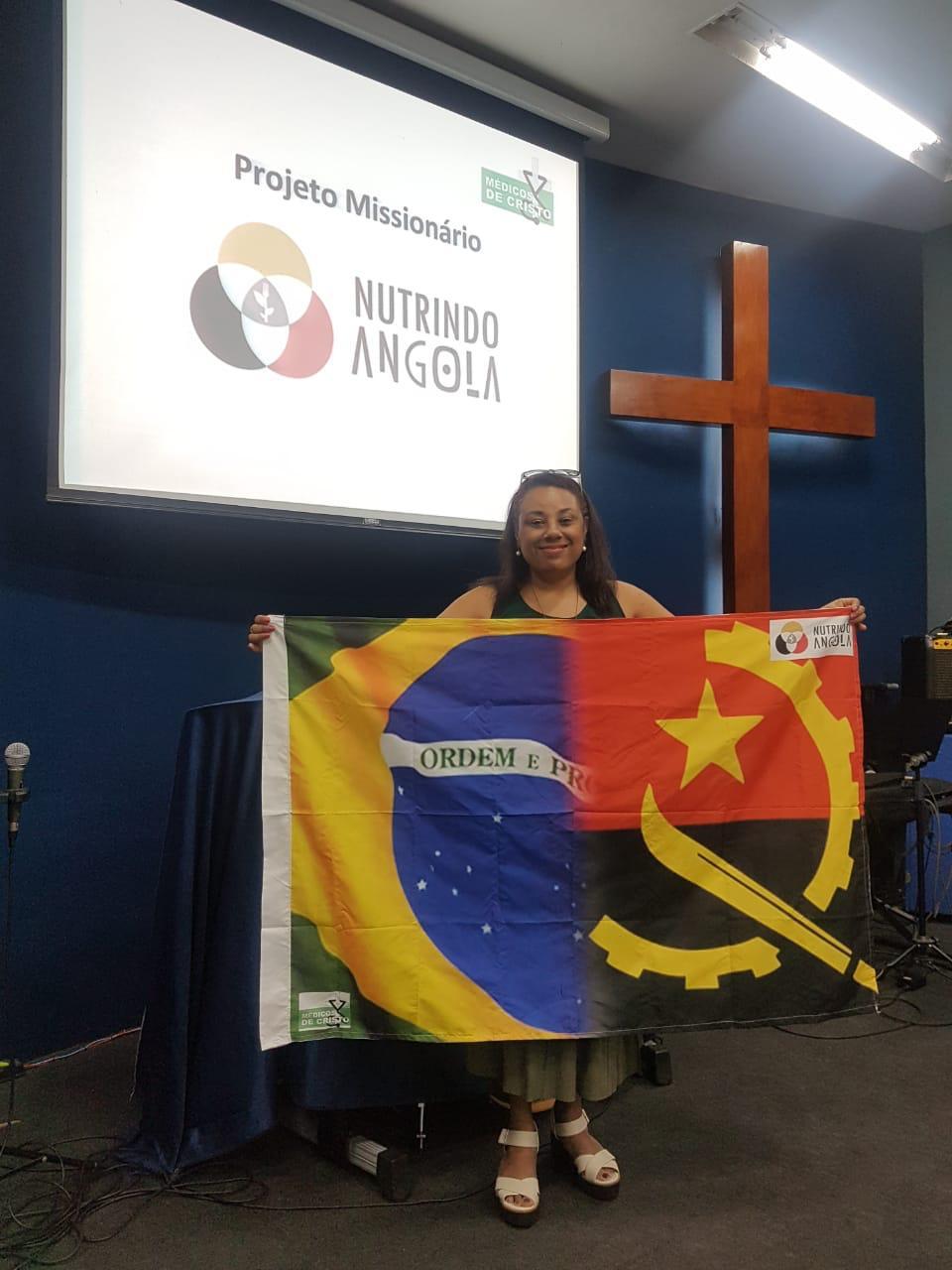 Foto Adriana Lúcia Angola MDC