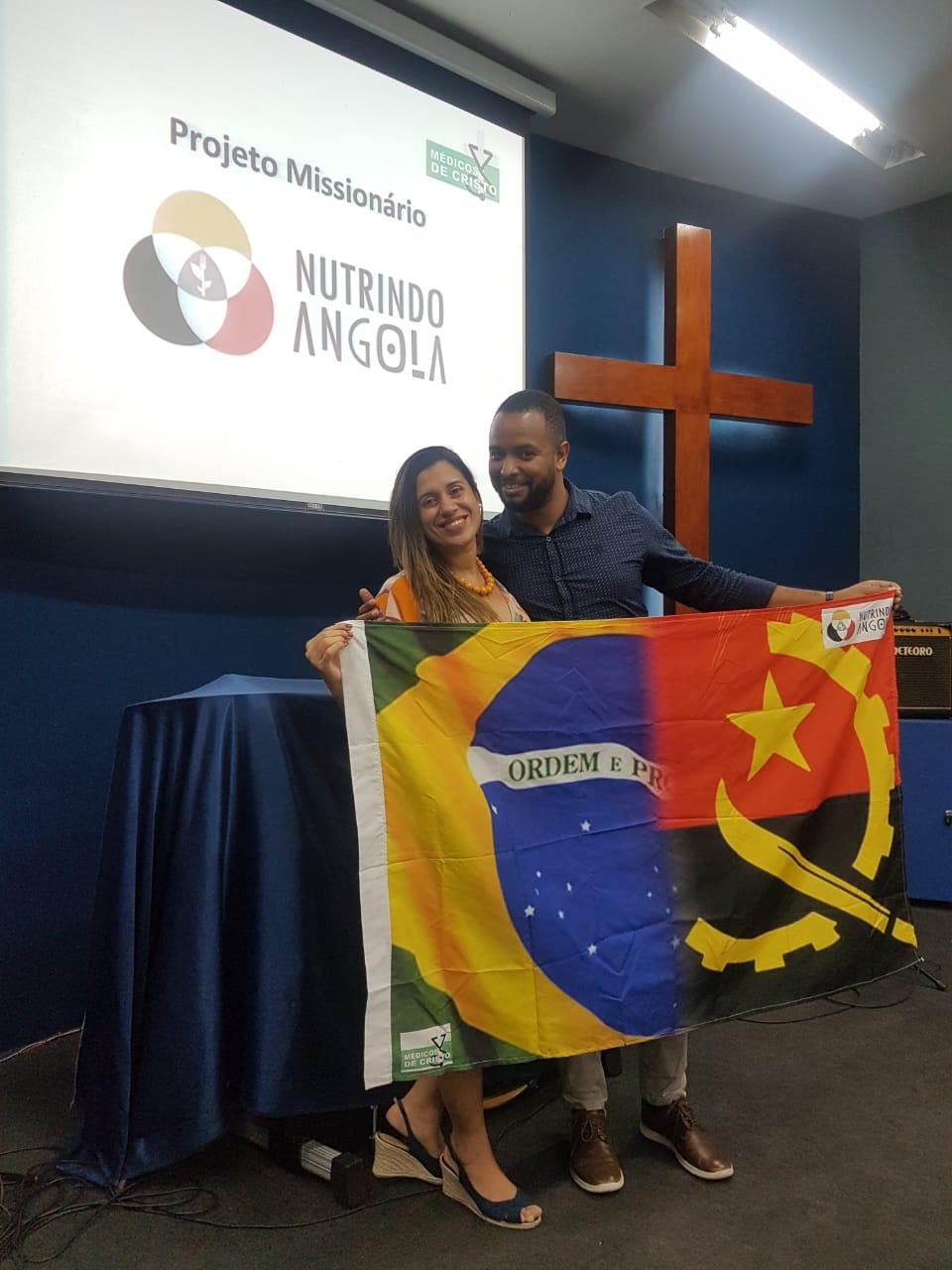 Foto Gustavo & Cinara Angola MDC