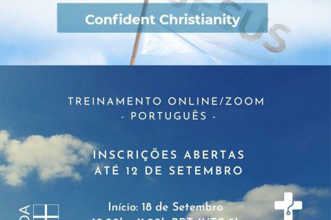 Curso Confident Christianity (Treinamento para treinadores)